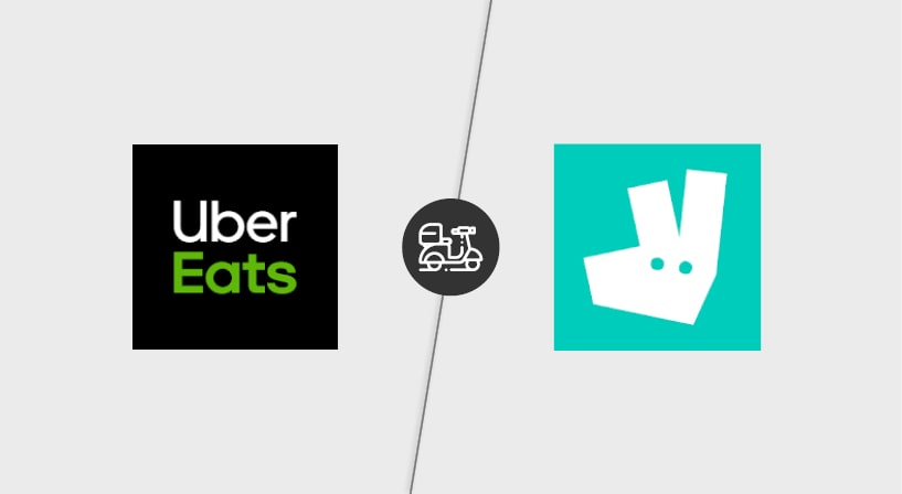 uber eats vs deliveroo
